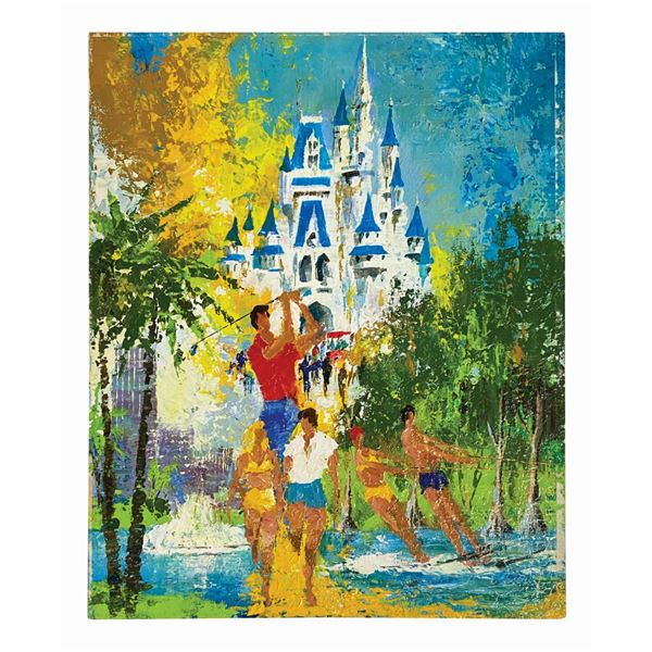 Jack Laycox Delta Walt Disney World Concept Art.