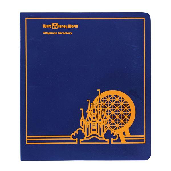 Walt Disney World Telephone Directory.