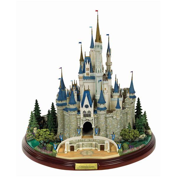 Olszewski Cinderella Castle Miniature Model.