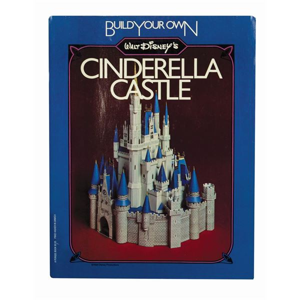 Build Your Own Cinderella Castle Kit.