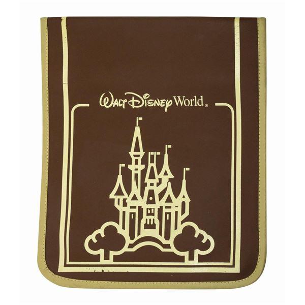 Walt Disney World Crowd Control Flag.