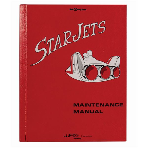 StarJets Maintenance Manual.