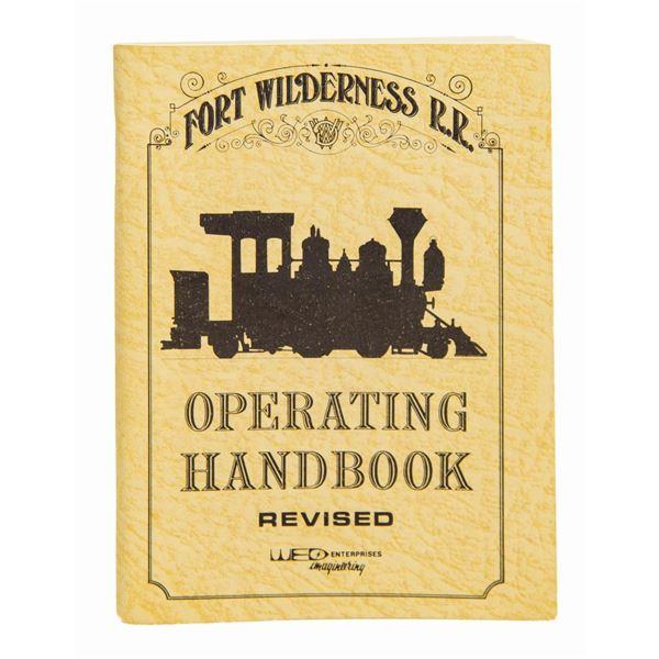 Fort Wilderness R.R. Revised Operating Handbook.