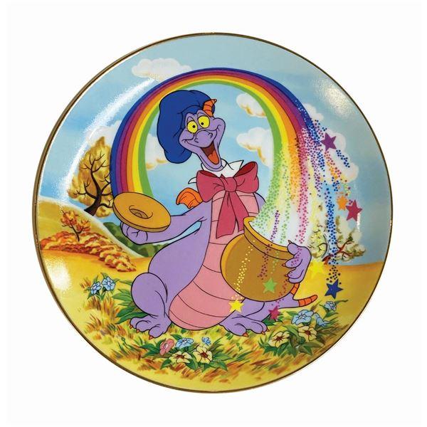 Figment Souvenir Plate.