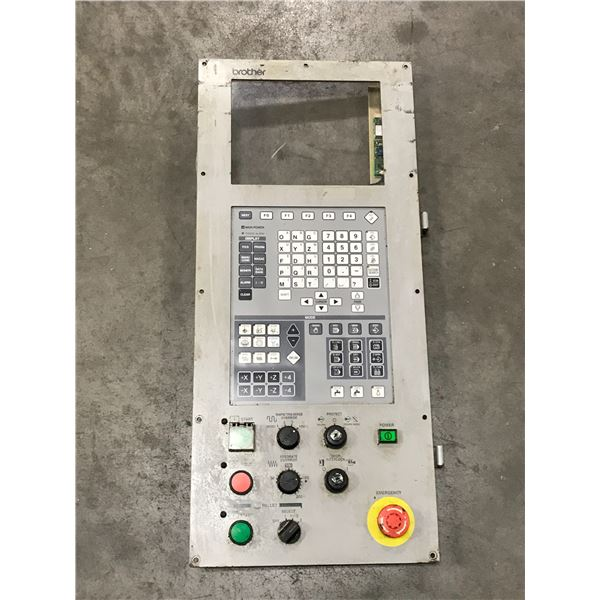 Brother Control Panel