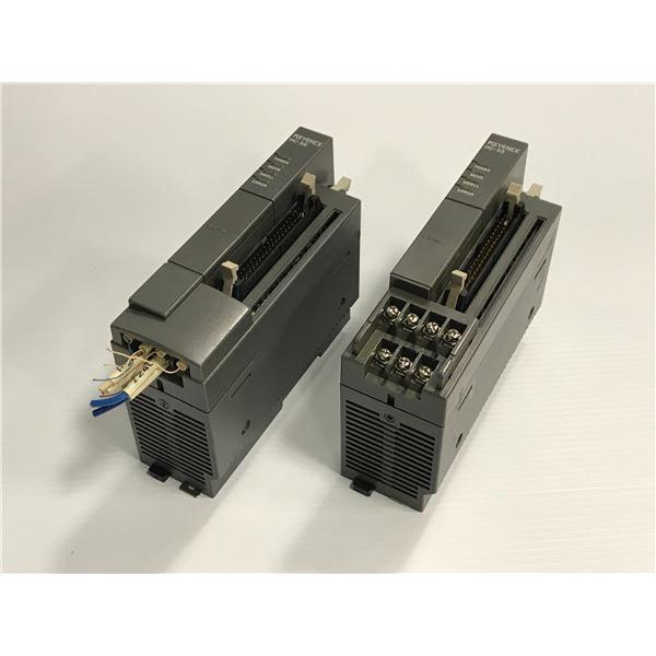 Lot of (2) Keyence #HC-50 Controller