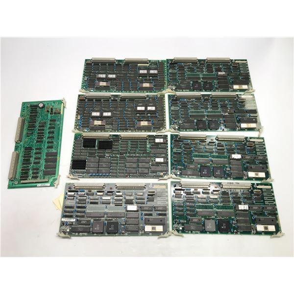 Lot of (9) Yaskawa Circuit Board