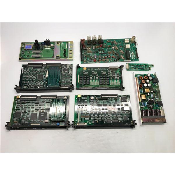 Lot of (8) Yaskawa Circuit Board