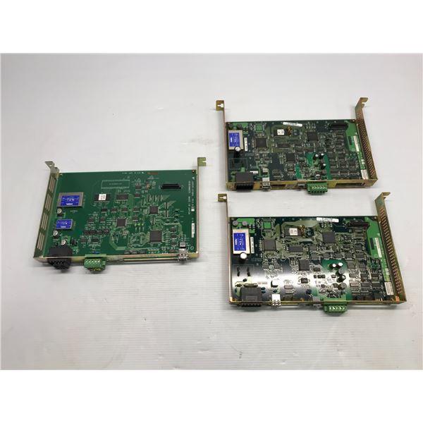 Lot of (3) Yaskawa Circuit Board