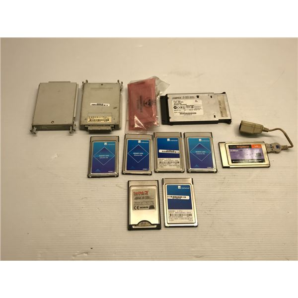 Lot of Memory Cards