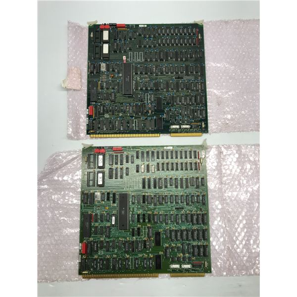 Lot of (2) Adept #10300-11110 / #10300-11200 Circuit Boards