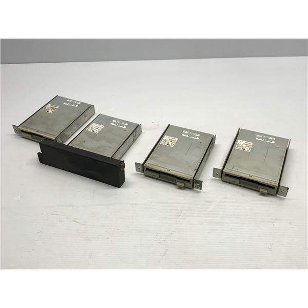Lot of (4) Sony #MPF920-E Floppy Drive