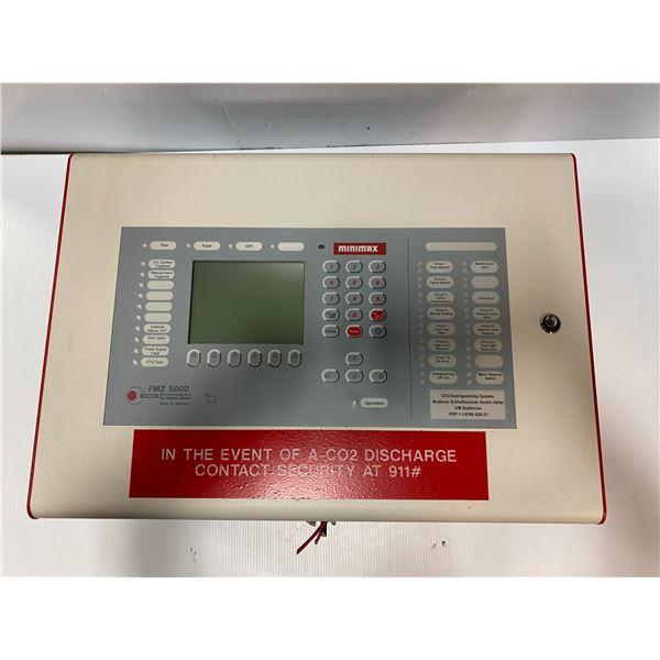 BrandMeldesystem FMZ 5000 Fire Detection System