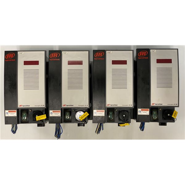 (4) Ingersoll Rand Insight IC Controller # 1C12M2A6AWS