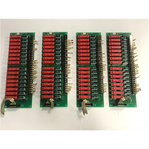 Lot of (4) Muratec #Z90-30738-50 Circuit Board