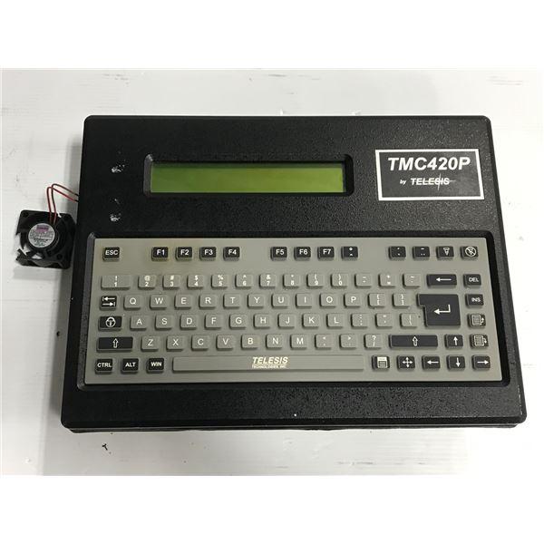Telesis #TMC420P Pin Stamp Controller
