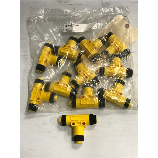 Lot of Lumberg Automation #0906 UTP 312 Connectors