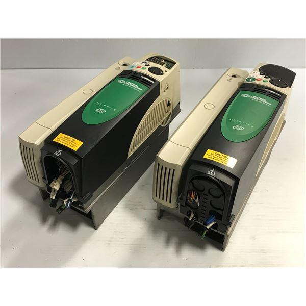 (3) - Control Techniques SP2402 Undrives