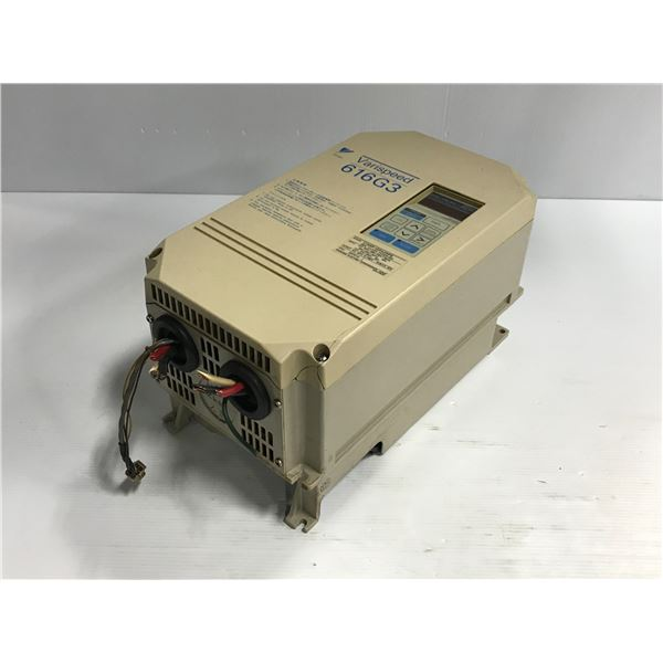 Yaskawa #CIMR-G3A25P5 Inverter