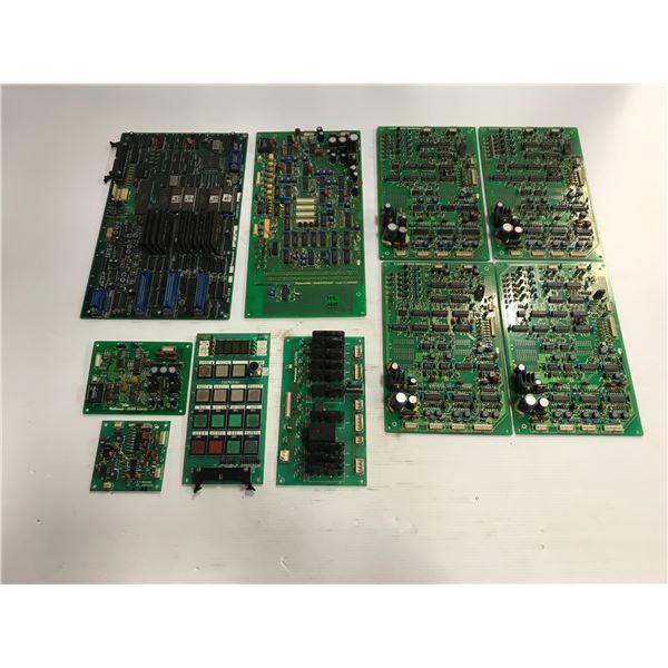 Lot of Panasonic Misc. Circuit Board