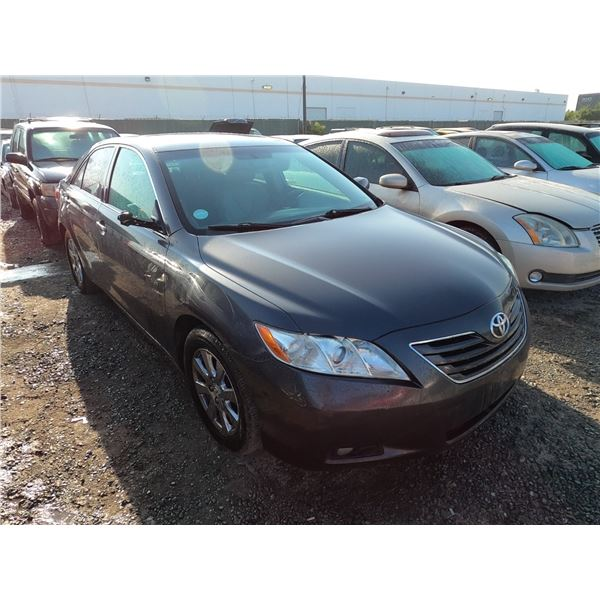 TOYOTA CAMRY 2007 APP  DUP/T-DON