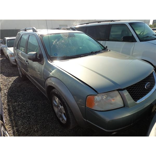 FORD FREESTYLE 2005 T-DONATION