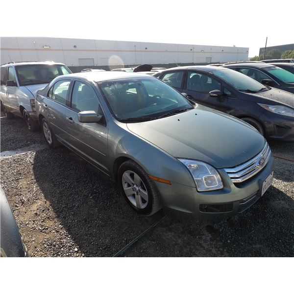 FORD FUSION 2006 T