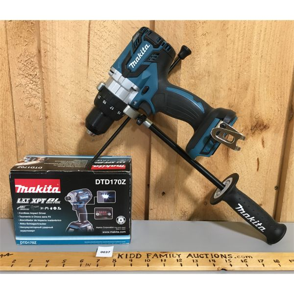 LOT OF 2 - IMPACT DRIVER & DRIVER WITH STABILIZING - NEW