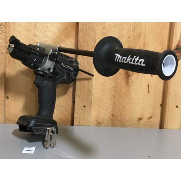 MAKITA DRIVER W / STABILIZER HANDLE - NEW WITHOUT BOX