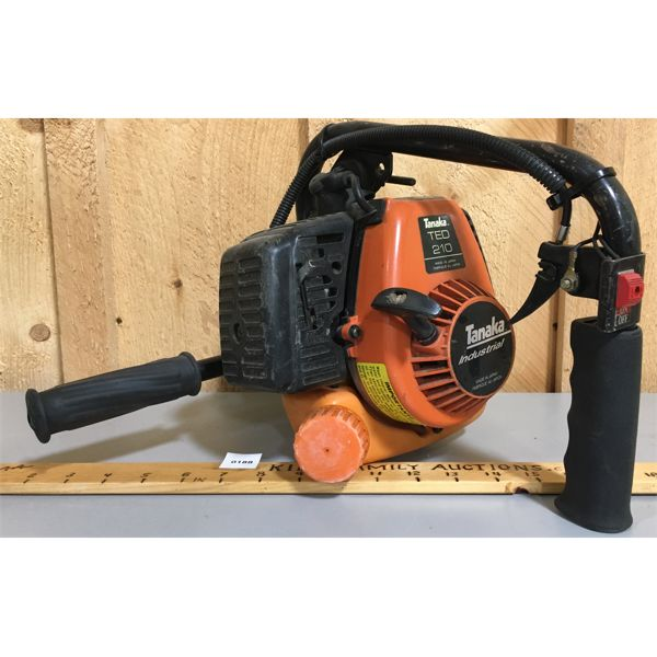 TANAKA MODEL TED 210 GAS DRILL