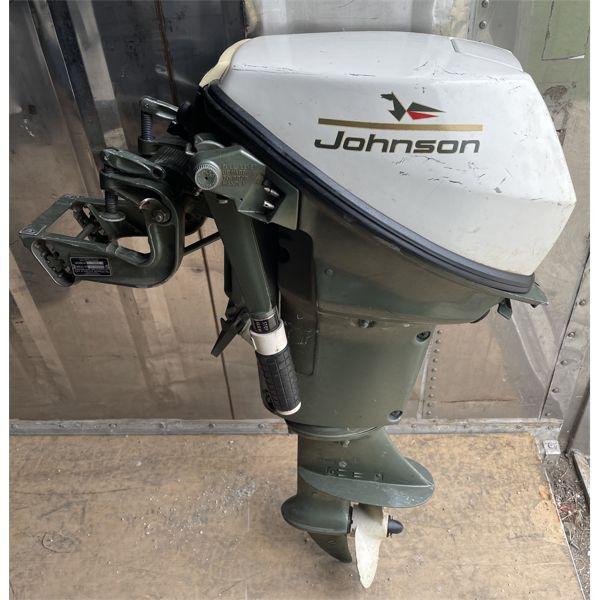 JOHNSON 9.5 HP OUTBOARD MOTOR