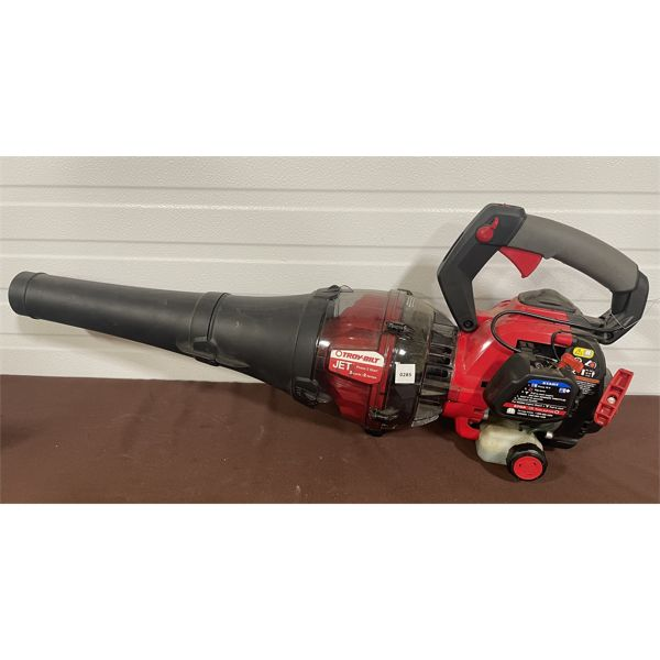 TROY-BILT - 2 CYCLE BLOWER - AS NEW