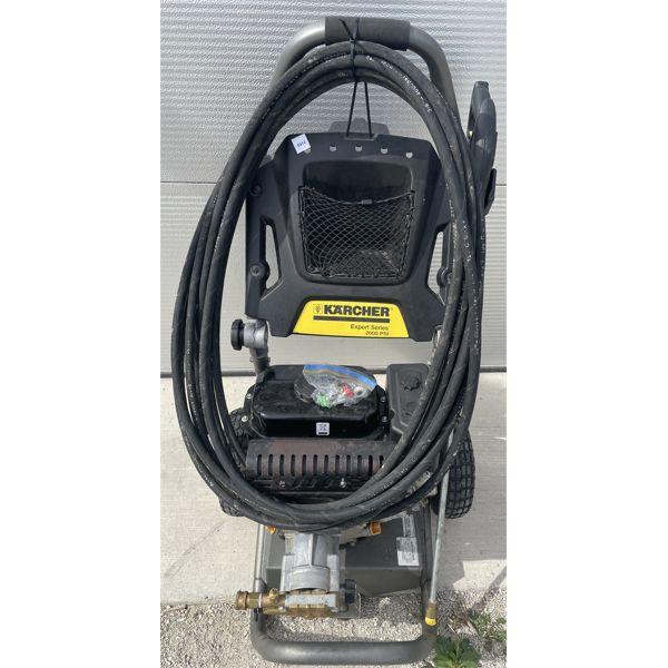 KARCHER POWER WASHER - GAS - 2600 PSI - GOOD WORKING CONDITION