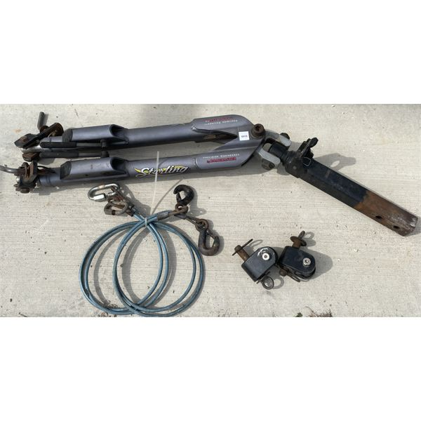 ROADMASTER - STERLING MODEL - VEHICLE TOW BAR