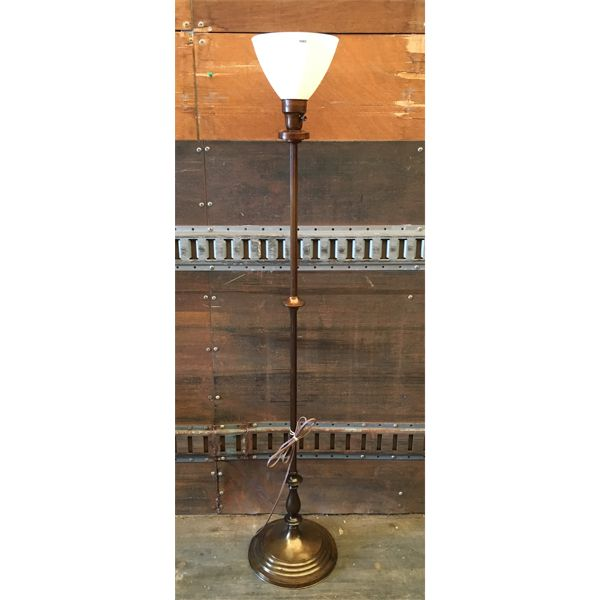 VINTAGE FLOOR LAMP - 58 INCHES