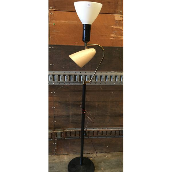 VINTAGE FLOOR LAMP - 60 INCHES