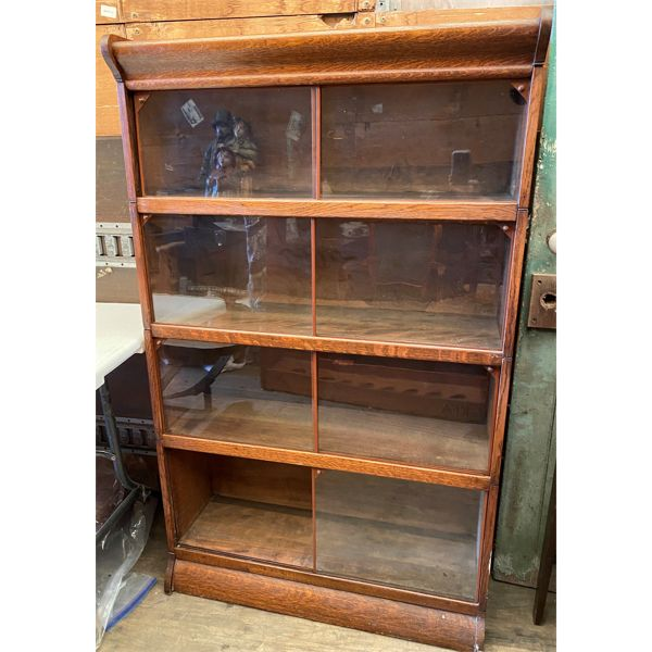 STACKING BARRISTERS CABINET