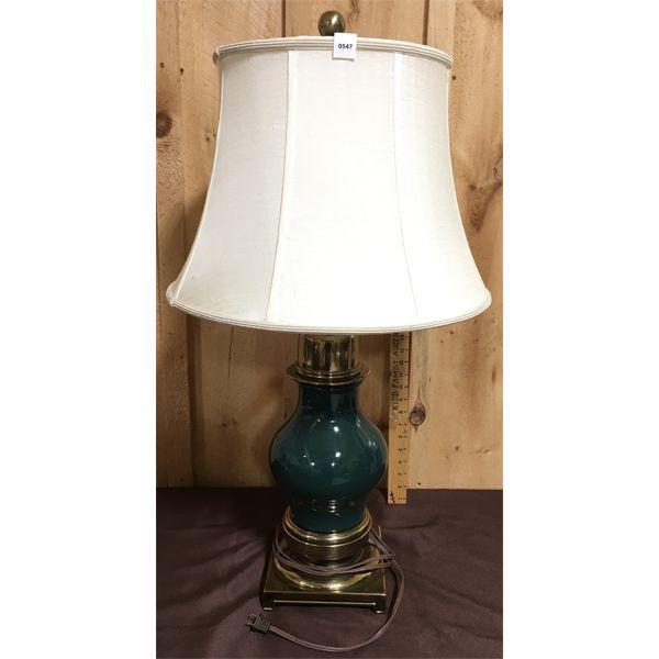 STIFFEL LAMP - 32 INCHES TALL
