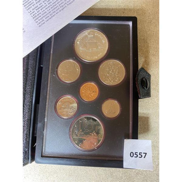 1979 RCM PROOF SETS - DOUBLE DOLLAR