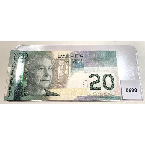 2004 CND TWENTY DOLLAR BILL