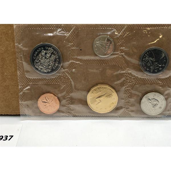 1993 CANADA YEAR SET