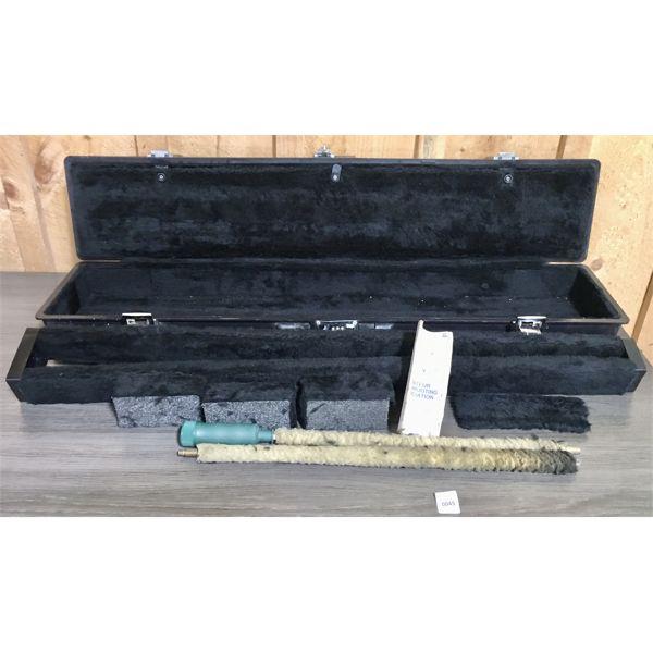 "TRAP SHOOTER'S SHOTGUN CASE- 36"" X 6.5"" X 6"" EXTERNAL"