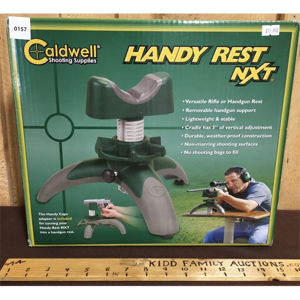 COLDWELL HANDY REST - AS NEW