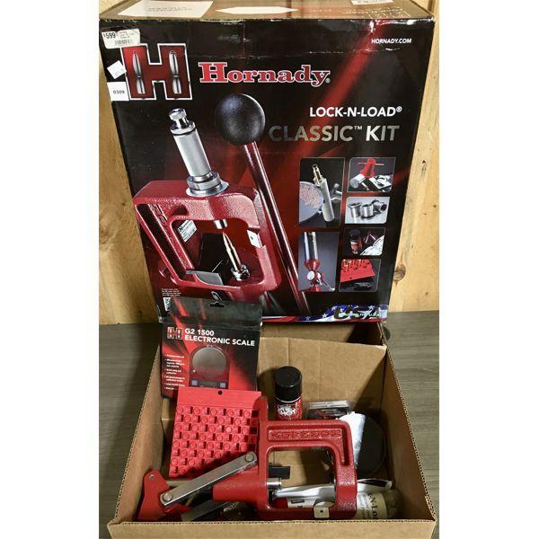 HORNADY LOCK-N-LOAD CLASSIC KIT - NEW