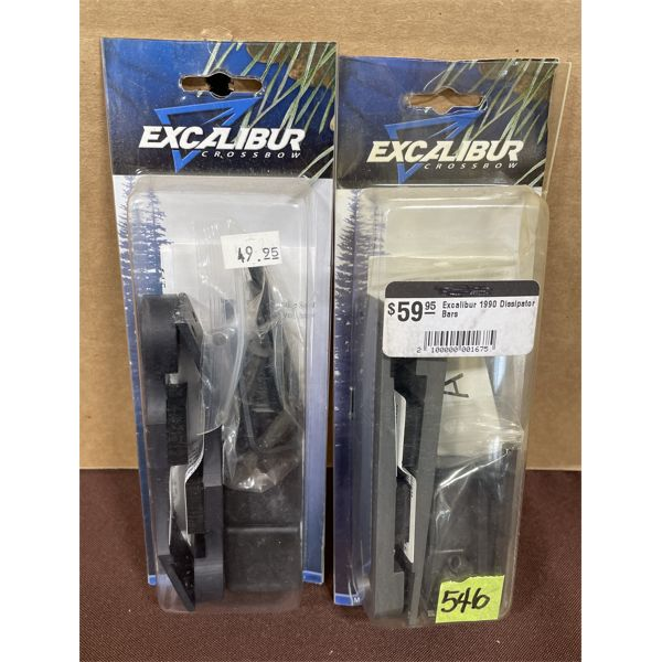 LOT OF 2 - EXCALIBUR BOW ACCESSORIES