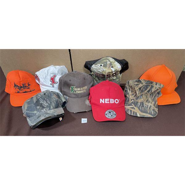 JOB LOT - HATS - AS NEW
