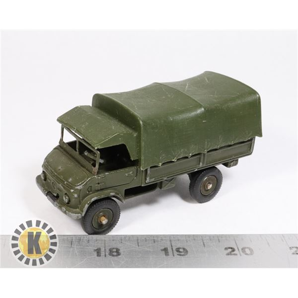 #6 DINKY TOYS #821 MERCEDES-BENZ UNIMOG FRENCH