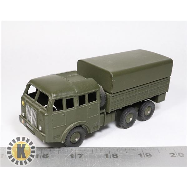 #10 DINKY TOYS #80D FRENCH TOUS TERRAINS BERLIET