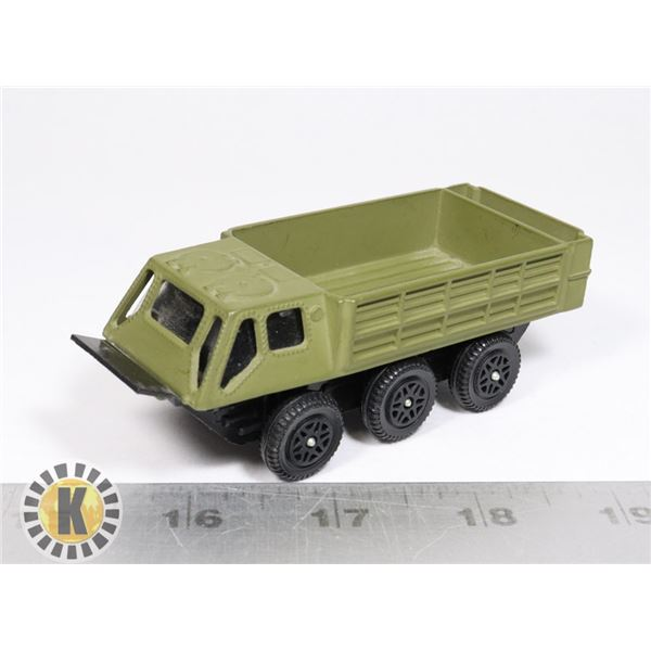 #12 DINKY TOYS #682 STALWART LOAD CARRIER MILITARY