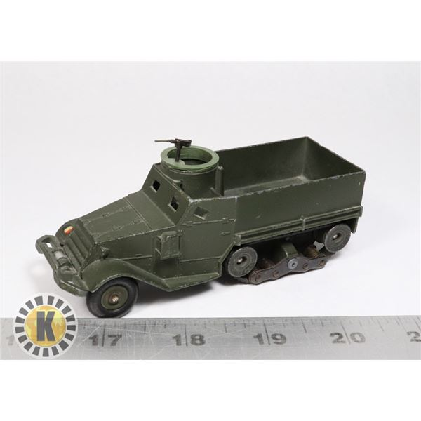 #16 DINKY TOYS #822 HALF-TRACK MILITARY VEHICLE
